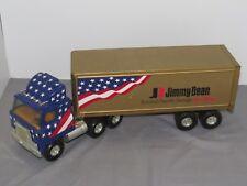 Ertl Toy 1:16 Tractor Trailer International Transtar Truck Jimmy Dean Sausage
