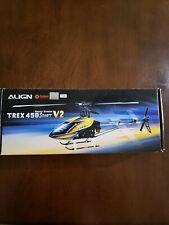 Align Trex 450 Sport V2 Super Combo RC Helicopter