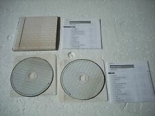 PINK FLOYD - THE WALL  -  CD MINI LP opened made in Russia