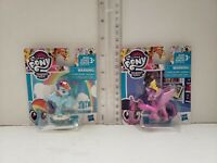 "My Little Pony Friendship is Magic Toy (Lot of 2) NEW 2"" Figures Fast Shipping"