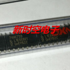 2 PCS 74HC73 CMOS IC Bargain Pack 7473 74LS73 DIP//DIL