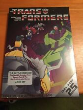 The Transformers Animated Series Season 2 Volume 1 Brand New DVD TV