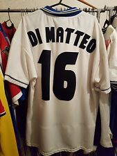 Chelsea Football Shirt Di Matteo 16 European Away 1998/00 Large
