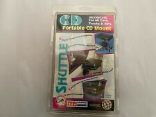 SCOSCHE PDS-1 PORTABLE CD MOUNT FOR ALL CARS, TRUCKS AND RV'S RARE VINTAGE NEW