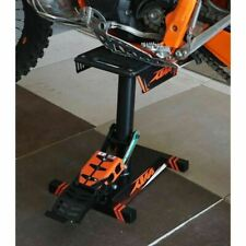KTM Enduro Motocross Mx Dirt bike Stand Lift with Foot Lift Pedal