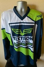 NEW Arctic Cat Arcticwear Polyester Textron Off Road Race Jersey Men's XL