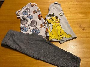 Disney baby boy Lion King Bundle 18-24 months