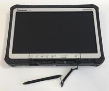 Panasonic Toughbook CF-D1 Intel 1.1Ghz 4GB 250GB Windows 10 Pro Rugged Tablet