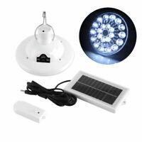 Solar Lamp 22 LED Hanging Hooking Garden Camping Light Waterproof Remote Control