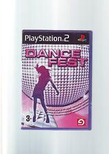 DANCE FEST - PLAYSTATION PS2 DANCE MAT GAME - FAST POST- ORIGINAL & COMPLETE VGC