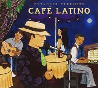 PUTUMAYO PRESENTS/CAFE LATINO  CD NEU