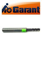 GARANT FEINSTKORN Solid Carbide End Mill 4mm Shank Dia 6MM TiAIN Coat 3-Flute