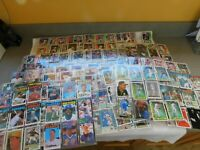 Large Lot of Baseball Cards From Late 80s Early 90. 59 Binder Sheets.
