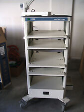 Karl Storz 9601 A-X-MFA Mobile Endoscopy Video Imaging Cart/Tower-Nice/Clean