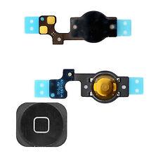Cavo Flat Flex Tasto Home Button iPhone 5C con Flex Incluso - Nero