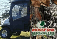 Kubota RTV 400 Mossy Oak Break-Up Camo Soft Full Doors