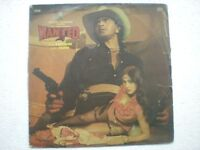 WANTED dead/alive BAPPI wild west disco acid house killer RARE LP BOLLYWOOD VG+