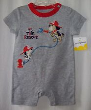New with tags Little Boys Jumping Beans one piece 0-3 mo & 3-6 mo NWT