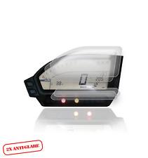 2x HONDA cbr1000rr sc59 Fireblade dashboard/SPEEDO/Screen Protector