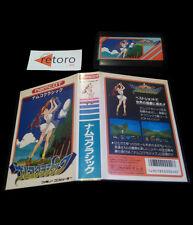 NAMCO CLASSICS CLASSIC GOLF Famicom 1988 Buen Estado Japones Deportivo Clasico