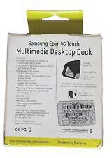 Samsung Epic 4G touch  multimedia desktop dock