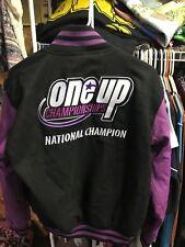 One Up National Championship Jacket purple black S