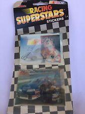 LIONEL NASCAR RACING SUPERSTAR BILL ELLIOTT 9 RACING CHAMPION STICKERS STOCK CAR