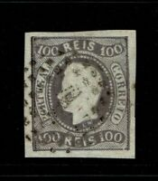 Portugal SC# 23, Used, signed back - S10037