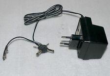 Vivanco Universal Netzteil Netz adapter gerät Trafo 3V 4,5V 6V 7,5V 9V 12V 300mA