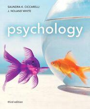 Psychology by Saundra K. Ciccarelli and J. Noland White, 3rd Edition