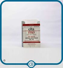 Elta MD UV DAILY TINTED SPF 40 Sunscreen 40X SAMPLES FREE shipping