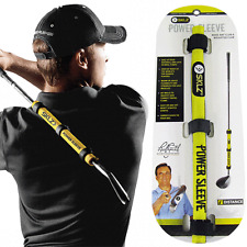 """NEW 2017"" SKLZ POWER SLEEVE GOLF TRAINING AID -IMPROVE YOUR STRENGTH & DISTANCE"