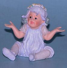 "Boyds Bears resin Fairietots"" #36257 ""Whatsie"" baby fairy NIB year round, 2002"