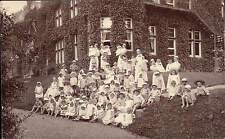 Hawkhurst. Dr Barnardo's Homes. The Babies' Castle. Outside.
