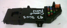 Saab 9-3 93 Eléctrico Unidad de distribución de Caja de Fusible 2004 - 2010 12798346 4D 5D Cv