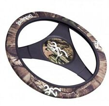 Browning Steering Wheel Cover Green Camo - New