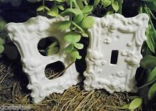 Lightweight plastic molds   victorian outlet and light switch cover mold