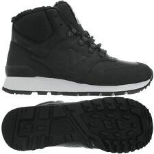 New Balance 755 Trail schwarz Herren Boots Sneakers Leder Fleece Winterschuhe