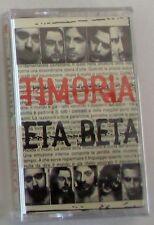 TIMORIA - ETA BETA - Musicassetta Sigillata  MC K7