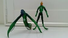 "DC - GREEN LANTERN Movie Masters NAUT KE LOI & Tomar  6"" Figures(New W/Out Tags)"