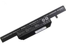 New Genuine W650BAT-6 Battery for Clevo W650SJ HASEE K650D K610C K570N K590C