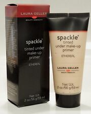Laura Geller ETHEREAL Spackle Tinted Under Make-Up Primer 2 oz Sealed DENTED BOX
