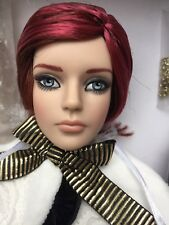 """Tonner TYLER  16""""  STACKED DECK HEART SYDNEY SCULPT FASHION DOLL NRFB 2015 LE160"""