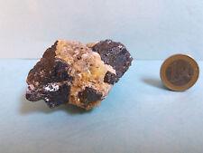 Mineral BLEIGLANZ 7 x 4 x 3,5 cm Messingen Sauerland Gewicht 200 g