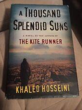 A Thousand Splendid Suns by Khaled Hosseini (2007, Hardcover)