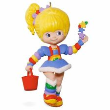 2016 Hallmark Rainbow Brite Keepsake Ornament Christmas Bright Doll NIB