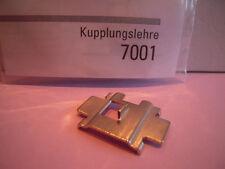 Märklin H0 7001 Kupplungslehre OVP Ersatzteil