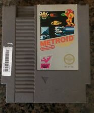 Nintendo Metroid NES Video Game, Cartridge Only, Tested
