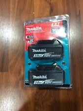 Makita BL1830B-2 18V LXT Lithium-Ion 3.0Ah Battery New!!!