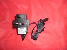 D-LINK Adattatore UK Modello mv12-y120100-b2 input output 220-230vac 12VDC 1A